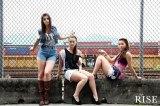 Rheanne Segstro for RISE – Summer 2012Photoshoot